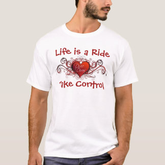 Life is a Ride - Dixie Divas RC T-Shirt