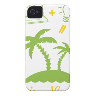 Life is a Vacation iPhone 4 Cases