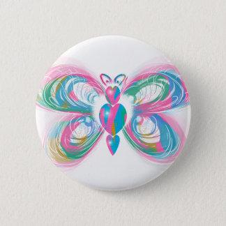 Life is Beautiful 6 Cm Round Badge