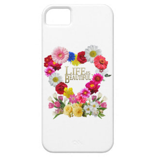 Life IS beautiful iPhone 5 Covers