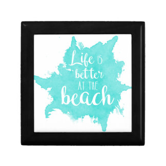 Life Is Better at the Beach Gift Box