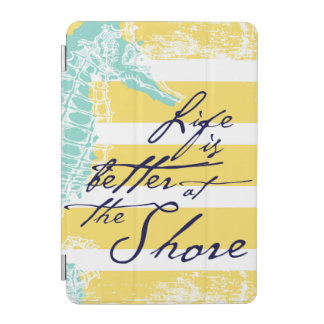 Life is Better at the Shore iPad Mini Cover