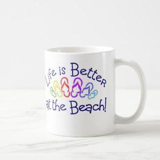 Life is Better... Coffee Mug