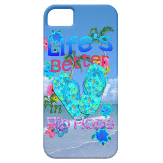 Life Is Better In Flip Flops iPhone 5 Covers