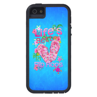 Life Is Better In Flip Flops Case For The iPhone 5