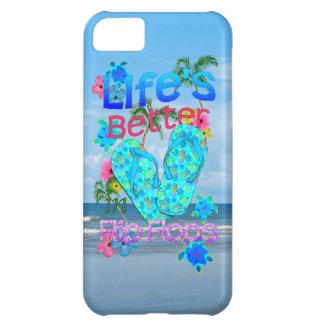 Life Is Better In Flip Flops iPhone 5C Case