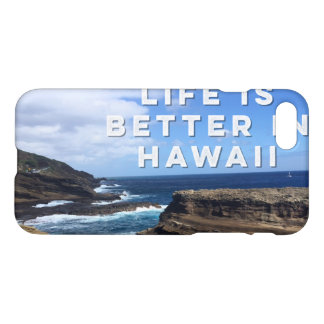 Life Is Better In Hawaii Cell Phone Cover