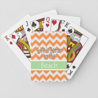 Life is Better Playing Cards