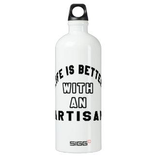 Life Is Better With An Artisan SIGG Traveller 1.0L Water Bottle