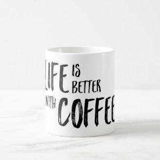 Life is Better With Coffee Mug