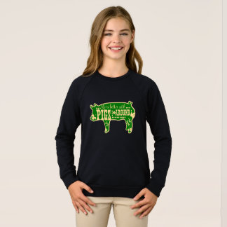 Life Is Better With Pigs Sweatshirt