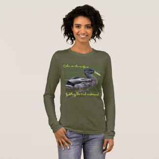 Life is Ducky Long Sleeve T-Shirt