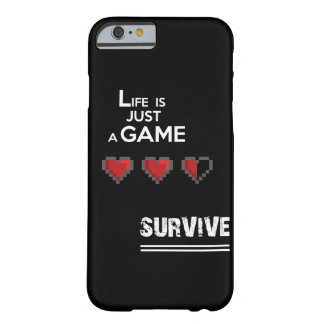 life is just a game survive case