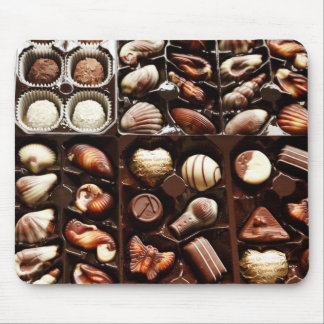 Life is like a box of chocolates sweet dessert mouse pad