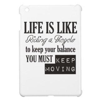 Life is Like iPad Mini Case