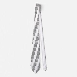 Life is like tie