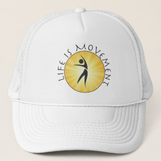 Life is Movement Cap