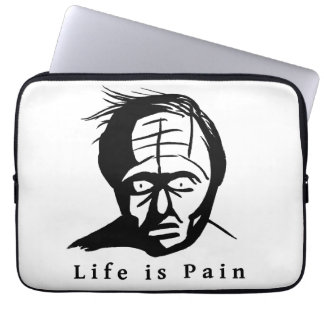 Life is Pain - LapTop Sleeve