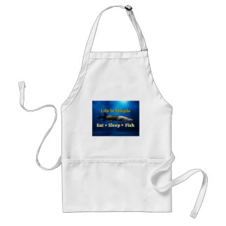 Life is Simple... Standard Apron