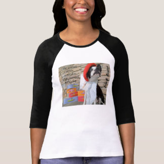 Life is sweeter when traveled with dog Tee