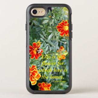 Life is the Flower OtterBox Symmetry iPhone 7 Case