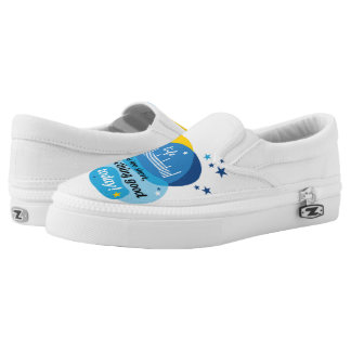 Life is too short, do something good today! slip on shoes