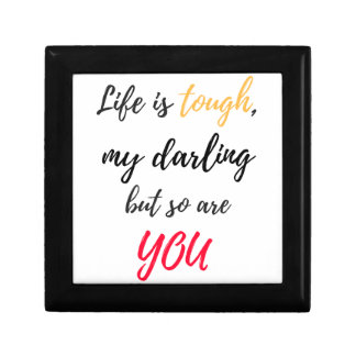 Life is tough,Darling Gift Box