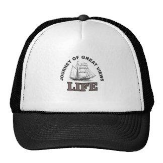 life journey cap