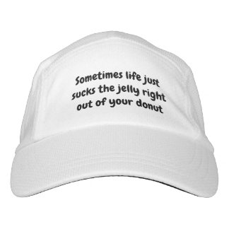 Life Just Sucks the Jelly Right Out Of Your Donut Hat