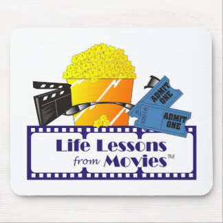Life Lessons from Movies Mouse Pad