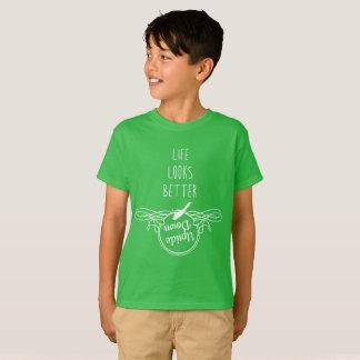 Life looks better upside down T-Shirt