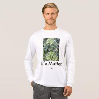 Life matters (world citizen) T-Shirt