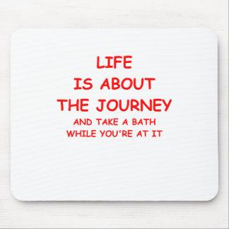 life mousepad