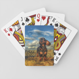 Life Moves Pretty Fast Playing Cards