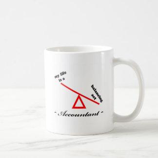 Life of an Accountant Coffee Mugs