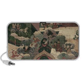 Life of Buddha Sakymuni Portable Speakers