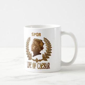Life Of Caesar Insignia Mug