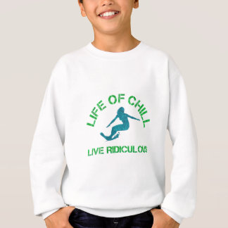 life of chill sweatshirt