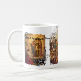 Life of Saint Joan of Arc Coffee Mug