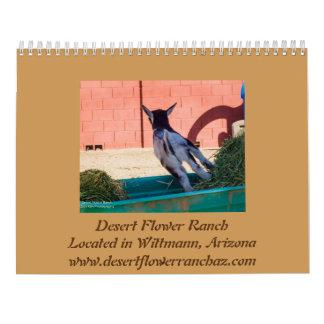 Life on a Ranch w/Desert Flower Ranch - Calendar
