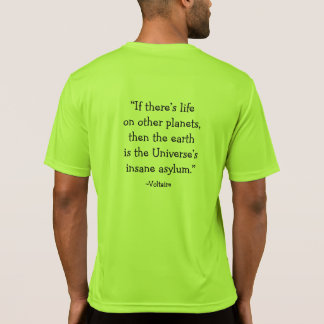 Life On Earth Men's  Competitor T-Shirt