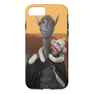 Life on Mars iPhone 7 Case