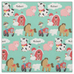 Life on the Farm Fabric