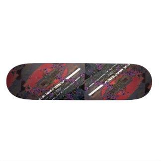 Life or death skate board