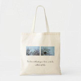 Life Partners Tote Bag