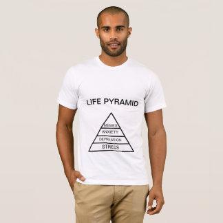 Life pyramid shirt