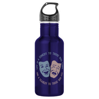 LIFE quote 532 Ml Water Bottle
