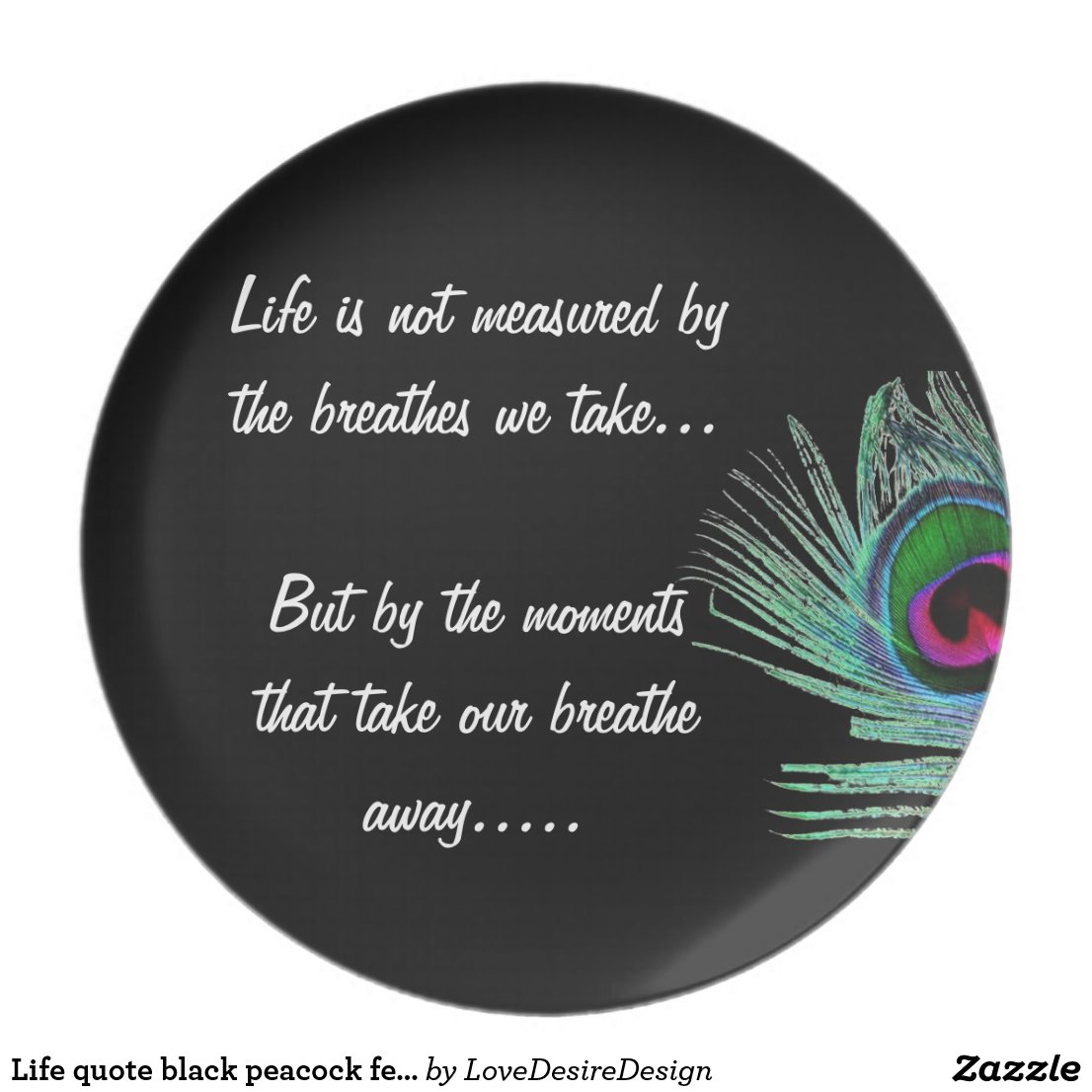 Peacock Feathers Quotes Life Quote Black Peacock
