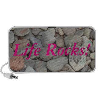 Life Rocks! Music Speaker