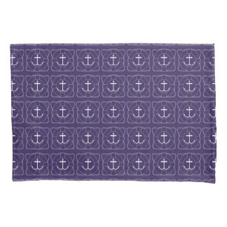 Life Saver/Anchor Pillow Case (Lite Print)